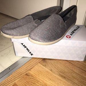 Size 9 Payless airwalk slip on sneakers